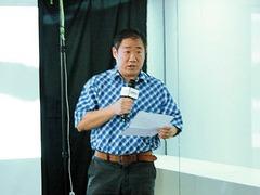 理工大学设计与艺术学院副院长姬勇