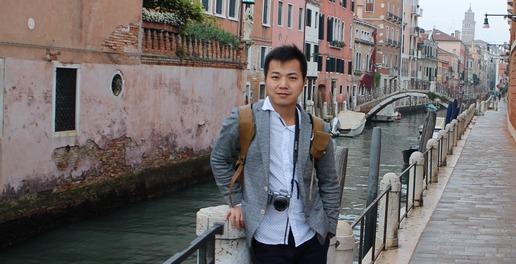 《2014中日韩在华青年建筑师作品巡展》策展人任亚鹏