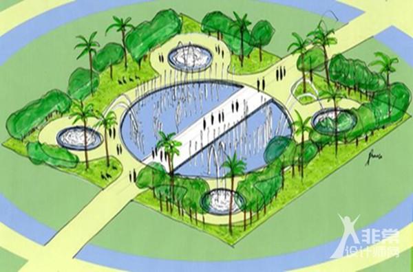 水景主题公园