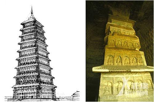 精绝神妙的中国古代建筑 - 非常设计师网
