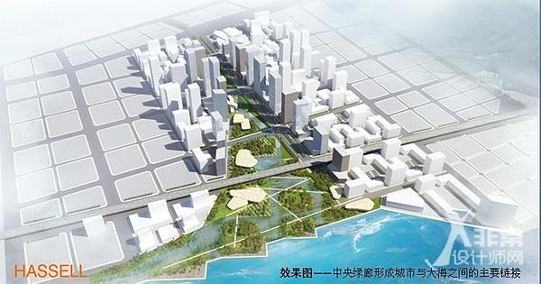 深圳前海城市规划项目 - 非常设计师网