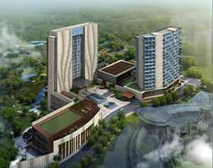 深圳前海城市规划项目