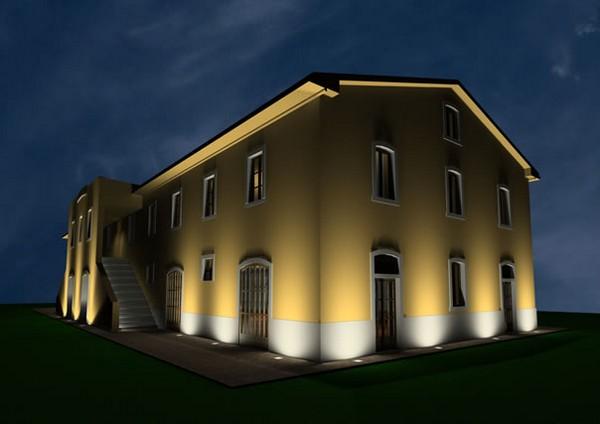【欣赏】意大利simes照明设计