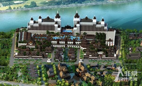 """""""湄公河人家""""超五星级酒店"""