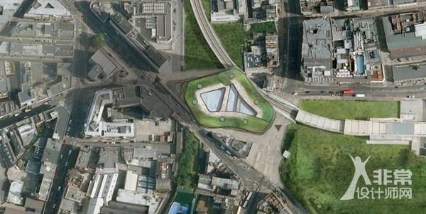 London Competition 伦敦有机摩天大楼