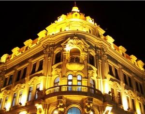 哈尔滨中央大街和它的四大建筑流派