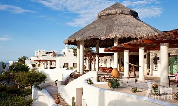 白色浪漫——墨西哥Las Ventanas al Paraiso度假酒店