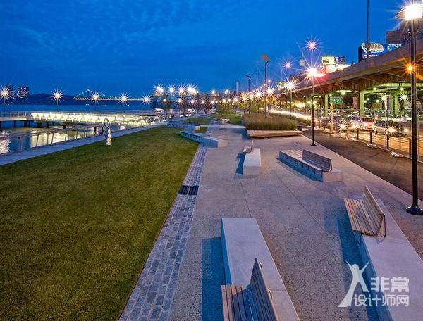 美国西哈莱姆码头公园