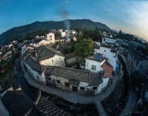 查济古村——隐藏在大山深处的世外桃源