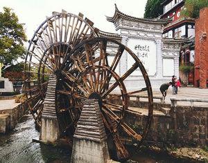 美丽中国——慢享慵懒丽江