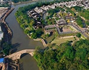 大运河保护性修复设计项目获2014北京设计周经典设计奖