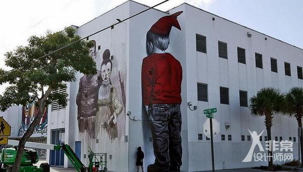 炫酷!以假乱真的街头艺术