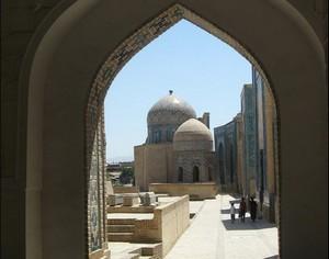 石头之城——中亚古城塔什干