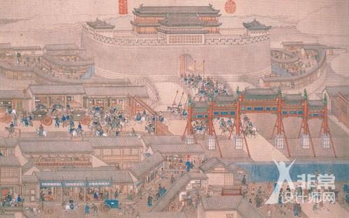中国古代城市的形态与功能