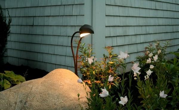 园林照明设计 给园林披上绚丽外衣