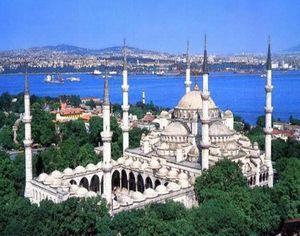 走进伊斯坦布尔 一座充满现代感的古城