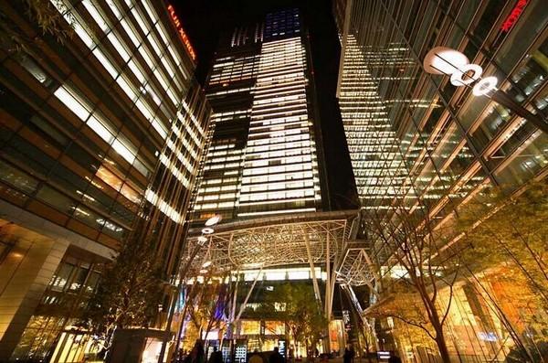 办公照明:日本株式会社建筑照明设计