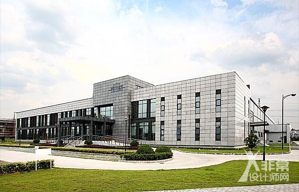 公司已在开发区规划,现代工业建筑与高端公共建筑及优质居住建筑设计图片