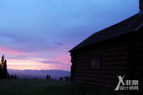 4.原始的奢侈,美国蒙大拿州