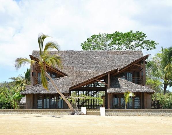 马达加斯加海边住宅