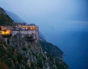 苦修士的圣地——希腊阿索斯圣山