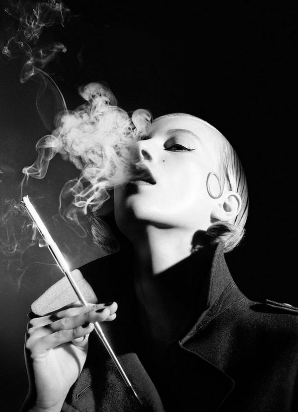 Elizaveta Porodina时尚肖像摄影