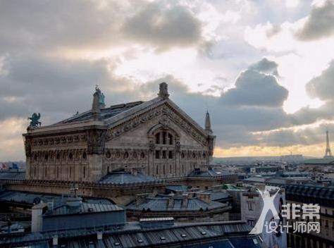 城市新景观 巴黎将为整座城市的屋顶申遗