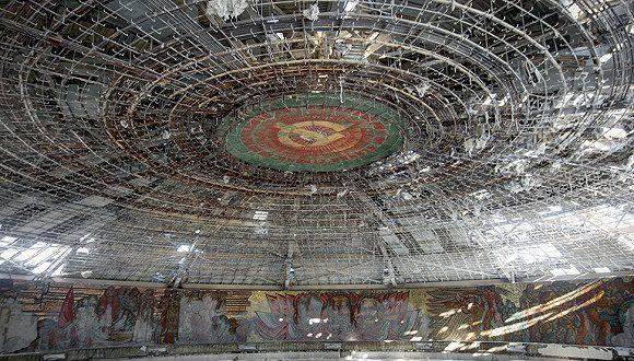 那些苏联的废弃建筑物现在什么样了