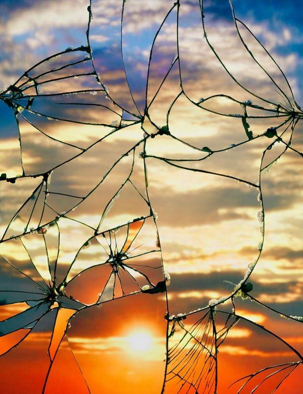 『世界风情』:碎镜夕阳
