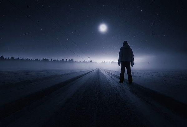 Mika Suutari神秘的孤独世界