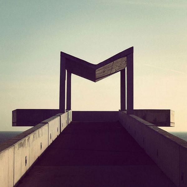 德国建筑摄影师镜头下的建筑美学