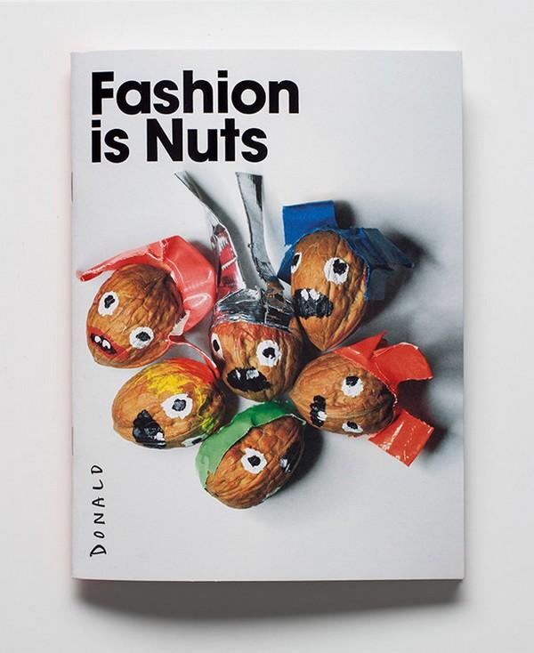 Donald Robertson:用坚果塑造时尚圈名流
