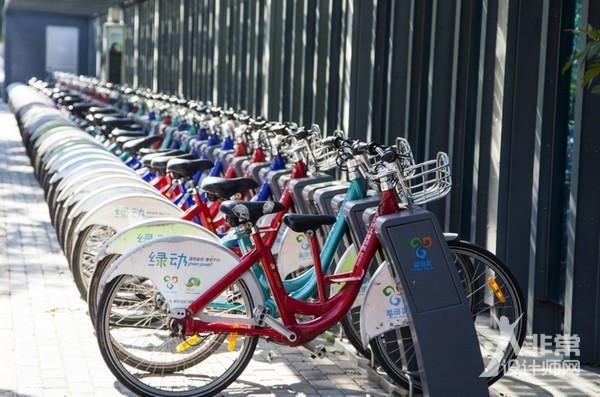 城市应有自行车出行一席之地
