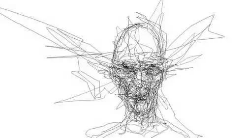 技术改变艺术!用眼睛也能画画?