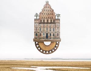 德国设计师Matthias Jung创意建筑拼贴画艺术