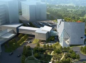 """创新型建筑——香港""""立方体""""办公楼"""
