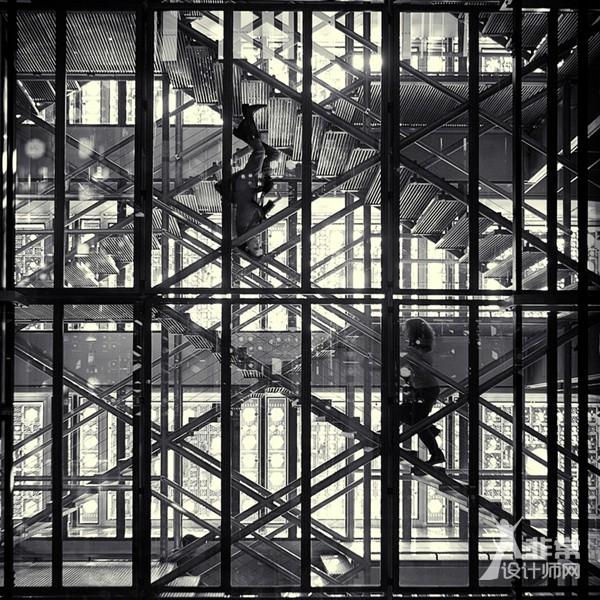 Simon Gardiner建筑摄影作品欣赏:城市万花筒