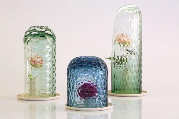 让你眼花缭乱的OP-vase:万花筒花瓶