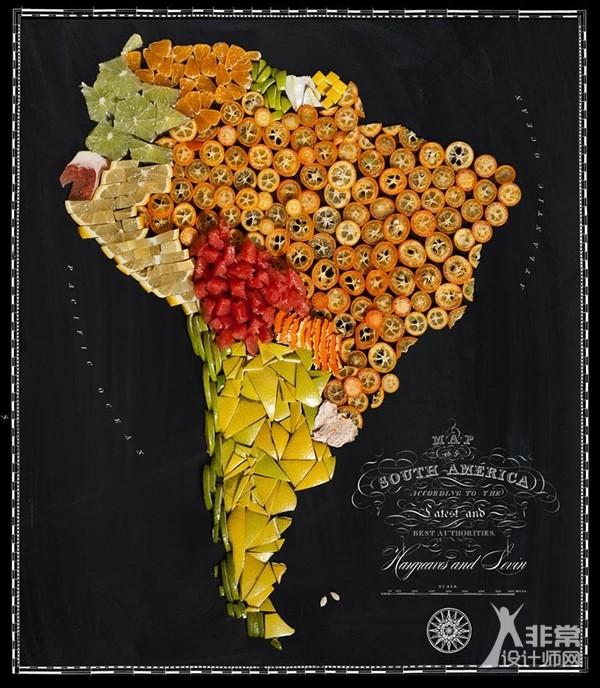 吃货摄影师镜头下的世界美食地图