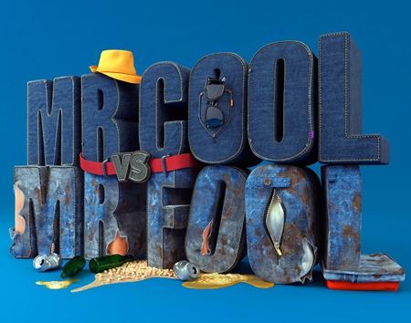 字体魔术师Christopher Labrooy的3D创意字体设计