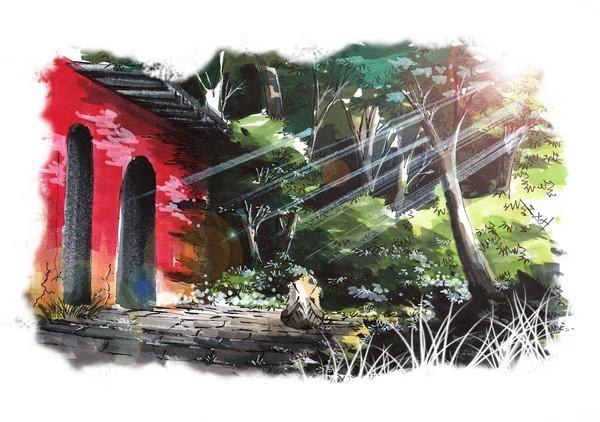 【投稿作品】郑晓慧:手绘下的世界