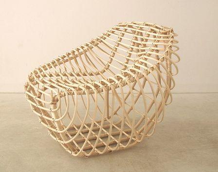 Rattan & Wicker优美藤椅设计