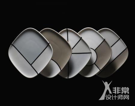 nendo设计的Mino yaki日本陶器艺术