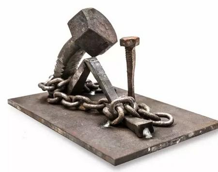 人形螺栓——铁匠的诗人情怀