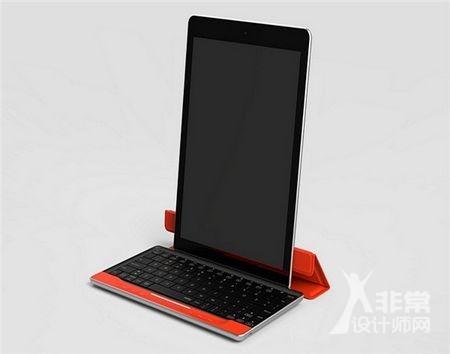 既是键盘也是鼠标  Moky隐形触控键盘