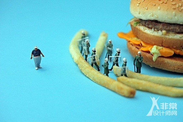 缩微版美食世界