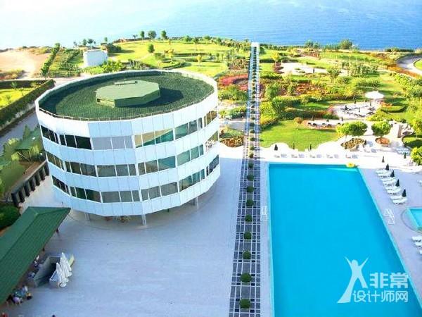 世界最奇特酒店建筑 - 非常设计师网