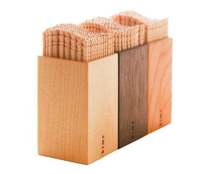兼具禅意和功能的设计,平凡牙签筒的不平凡表现