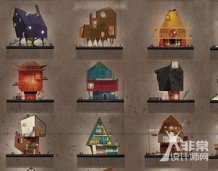 一座房子 一位导演/Federico Babina