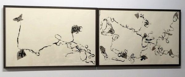 《第一幅绳画》